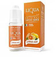 Жидкость для электронных сигарет Liqua citrus mix 10 мл