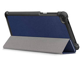Чохол для планшета Lenovo Tab 7 4 TB-7504 Slim - Dark Blue
