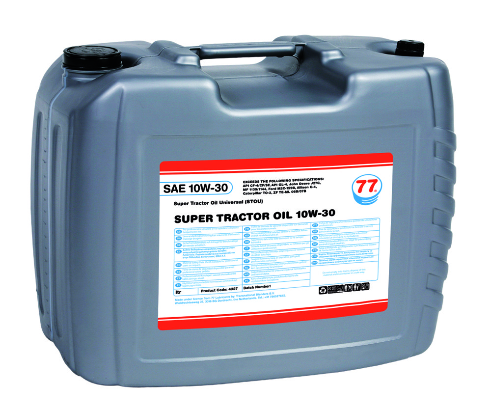 SUPER TRACTOR OIL 10W-30