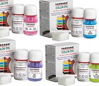 Краситель для гладкой кожи и текстиля с очистителем Tarrago Color Dye