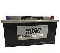 Аккумулятор автомобильный NORD 6СТ-90 АзЕ