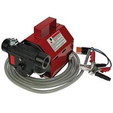 Паливний насос для перекачування дизельного палива PB-1, 12В, 60 л / хв