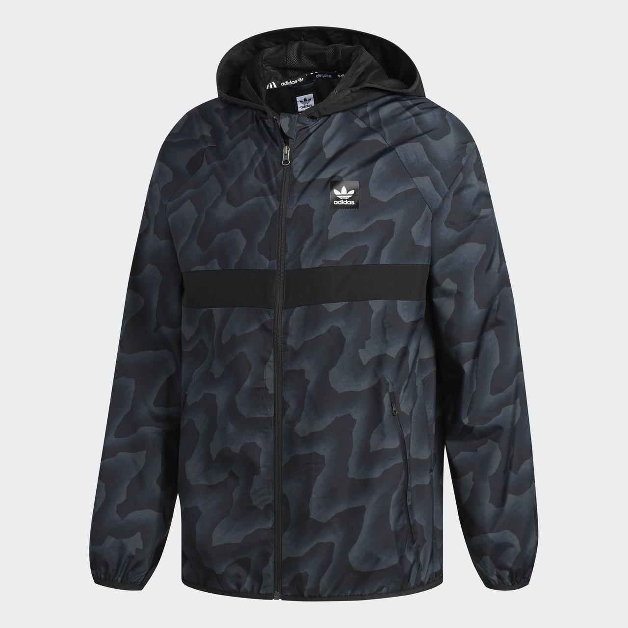Мужская ветровка Adidas Originals BB Warp (Артикул: CF5804)