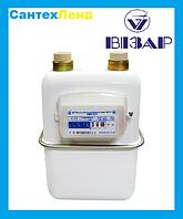 Газовый счётчик мембранного типа Визар G-4