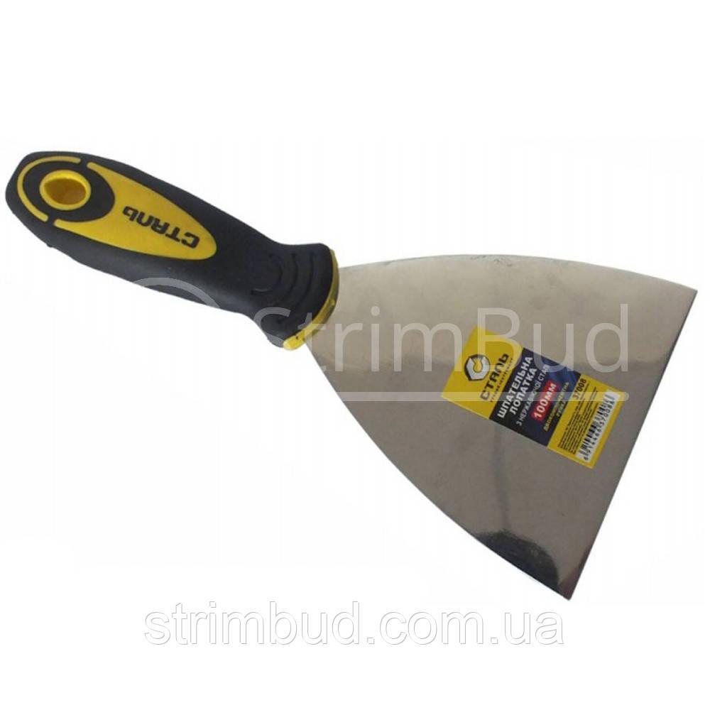 Шпательная лопатка 120 мм Сталь 37009