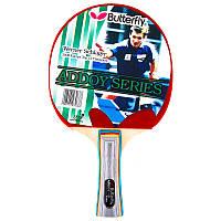 Ракетка для настольного тенниса профессиональная Batterfly WernerSchlager, фото 1
