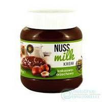 Шоколадно-ореховая паста Nuss Milk, 400г