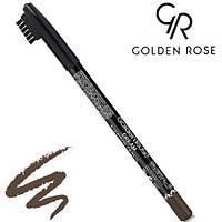 Golden Rose Карандаш для бровей Dream Eyebrow № 303 (Тёмно-серый)