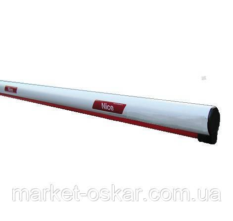 Стрела для шлагбаума Nice X-BAR 4 овальная (RBN 5)