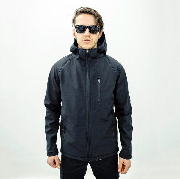 Куртка мужская Feel&Fly Denver Black
