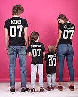 Футболки для всей семьи