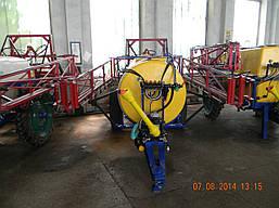 Обприскувач причіпний штанговий ОП-2000 переобладнанний б/у, фото 3