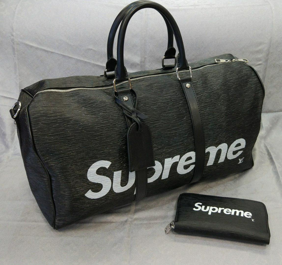 8c6a4f2f1c5f Дорожная сумка LOUIS VUITTON Supreme в расцветках - ЧЕМОДАНЧИК - самые  красивые сумочки по самой приятной
