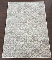 Синтетический светлый ковер в зал, фото 1