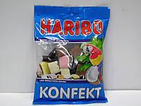 Жевательные конфеты Haribo Lakritz Konfekt 200г