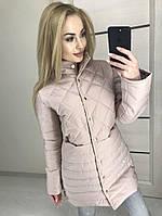Пальто женское зима на синтепоне кнопки