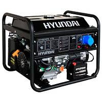 Генератор бензиновый HYUNDAI HHY 9010FE ATS (6.0 кВт)