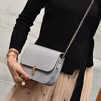 Женская матовая сумочка