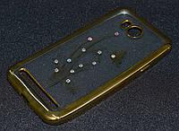 Чехол силиконовый Huawei Y3 II, Beckberg (Хуавей у3 2, чехол-накладка, бампер, защита для телефонов, кейс )