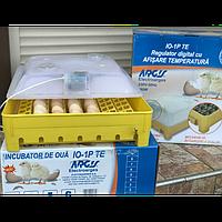 Инкубатор с механическим поворотом яиц + вентилятор ARGIS 56 Румыния