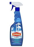 """Средство для мытья стекла """"Морская свежесть"""",""""HELPER"""", 500 мл"""