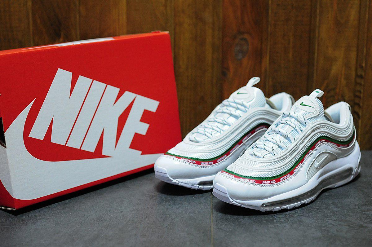 d880dacc Мужские кроссовки Nike Air Max 97 x UNDEFEATED - Интернет магазин