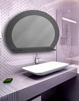 Зеркало для ванной комнаты 800х650 мм Ф38