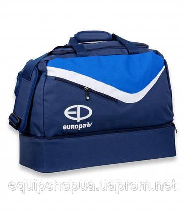 Сумка Europaw TeamLine темно-синяя/синяя, фото 2