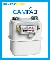 Газовый счётчик мембранного типа Самгаз  G-4 (22Р)