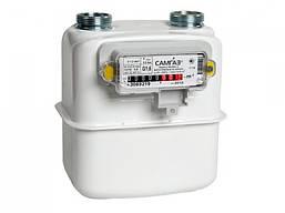 Газовый счётчик мембранного типа Самгаз  G-1,6 (2Р)