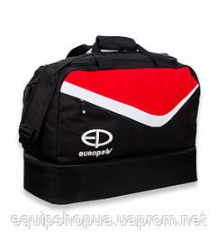 Сумка Europaw TeamLine черно-красная