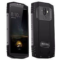 Смартфон Blackview BV9000 Pro Grey, 6/128Gb, 13+5/8Мп, 4180mAh, 2sim, экран 5.7'' IPS, IP68, 4G, Android 7.1, фото 1