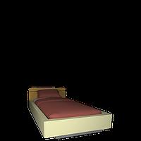 Ліжко Labirint 22