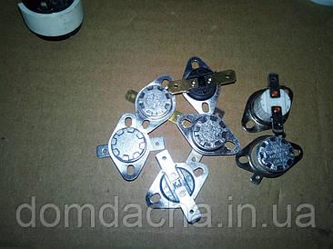 Термостат биметаллический нормально-замкнутый KSD301 10А, 90°C
