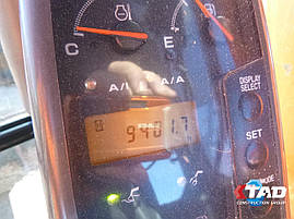 Гусеничный экскаватор Hitachi ZX120 (2007 г), фото 3