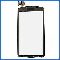 Тачскрин (сенсор) для Sony MT25i Xperia Neo L, R800i, черный