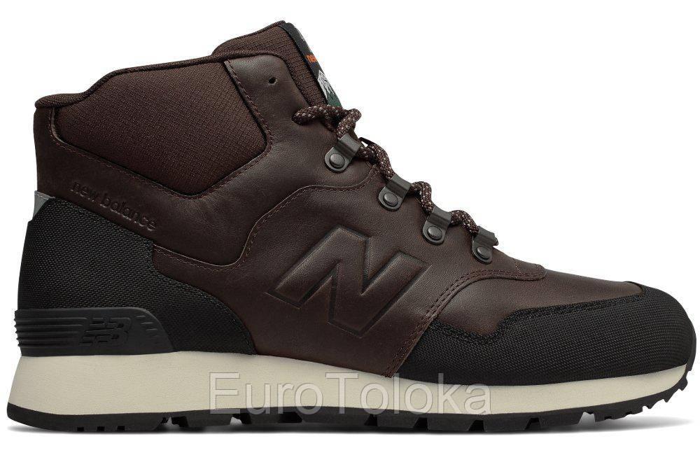 741cca186fa4 Мужские зимние ботинки   кроссовки New Balance HL755BR  продажа ...