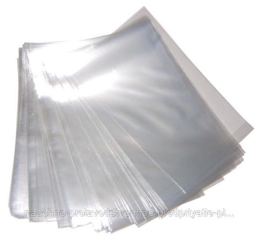 Пакеты полиэтиленовые 150*290 мм.