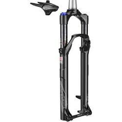 "Велосипедная вилка RockShox Reba RL Solo Air OneLoc 27.5"" 100мм конусный шток"