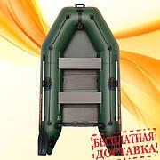 Моторная надувная лодка Kolibri КМ-260 Стандарт