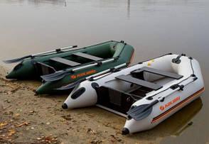 Моторная надувная лодка Kolibri КМ-260 Стандарт, фото 2