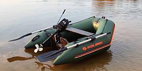 Моторная надувная лодка Kolibri КМ-260 Стандарт, фото 3