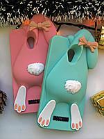 Силиконовый чехол Moschino Violetta Rabbit Meizu M5s, Зайчик