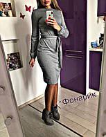 Платье женское Фонарик новинка 2018