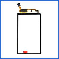 Тачскрин (сенсор) для Sony Ericsson MT11i Xperia Neo, MT15i, черный