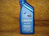 Моторное масло TURBORAL 10w-40 1л.