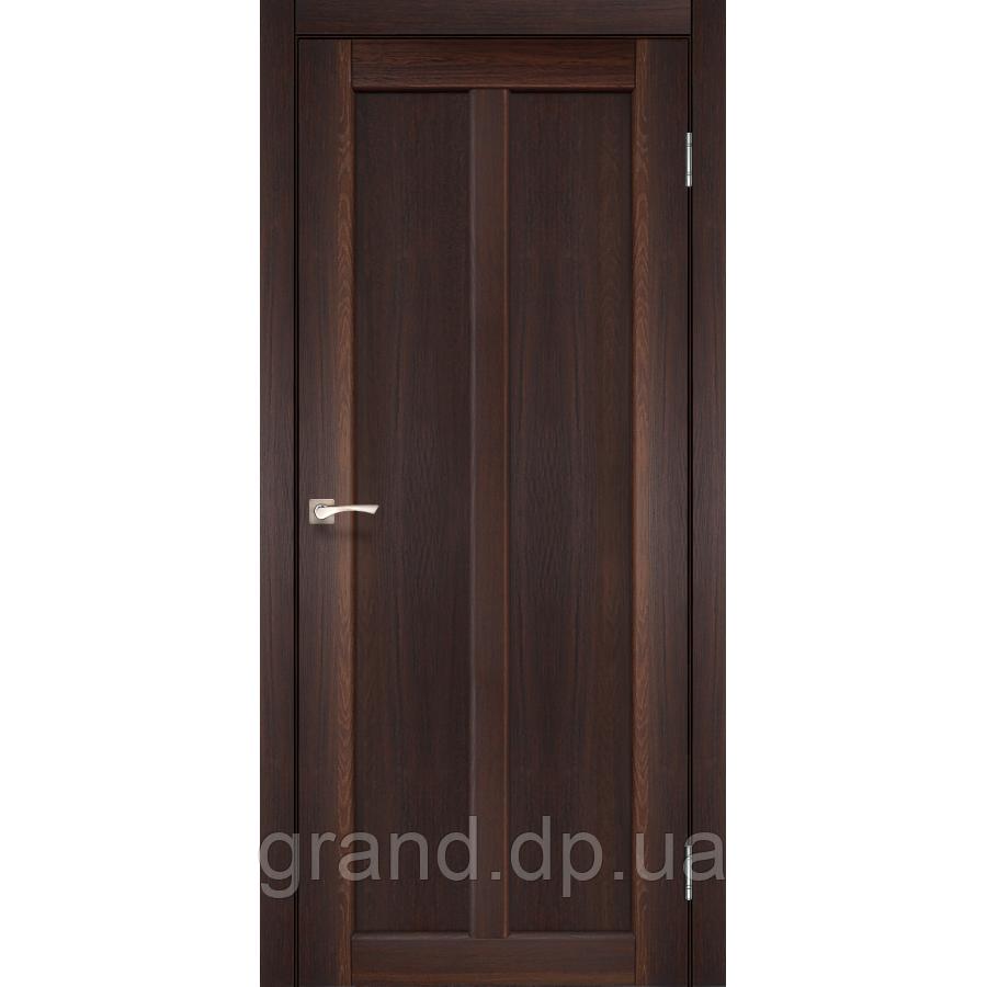 Двери межкомнатные Корфад TORINO Модель:TR-01 цвет орех