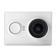★Экшн-камера Xiaomi Yi Action Camera Bluetooth version White для видео блоггинга и туристических съемок