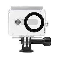 ★Водонепроницаемый чехол Xiaomi Yi Waterproof Case White защита от влаги пыли IP68