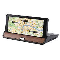 ➨Навигатор Lesko GPS 6.86 автомобильный с функцией видеорегистратора Wi-Fi Bluetooth Android